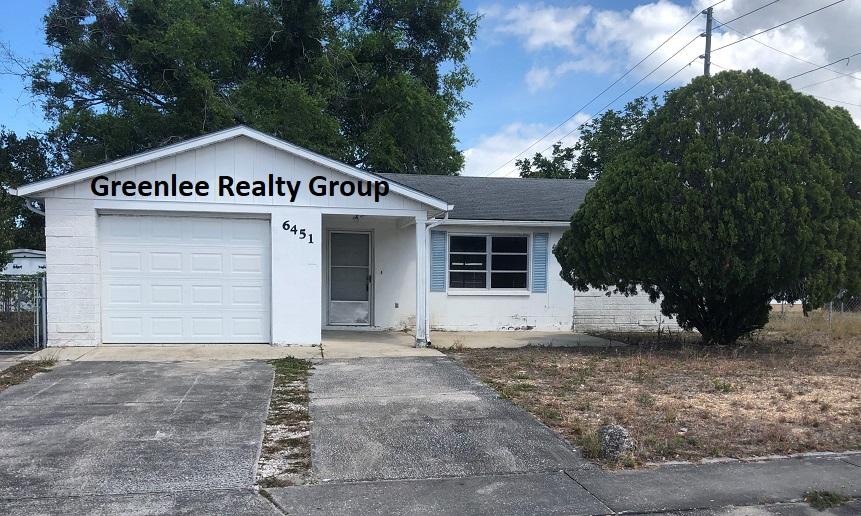 6451 Sutherland Ave. New Port Richey, FL 34653